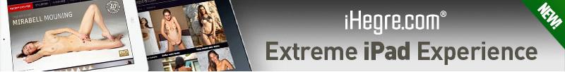 iHegre.com: Extreme iPad Experience