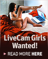 Livecam girls wanted